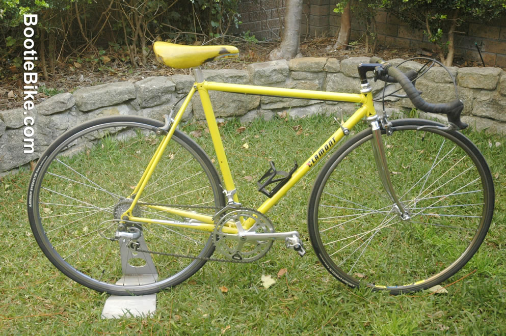 1980s Clamont time trial 'funny bike'