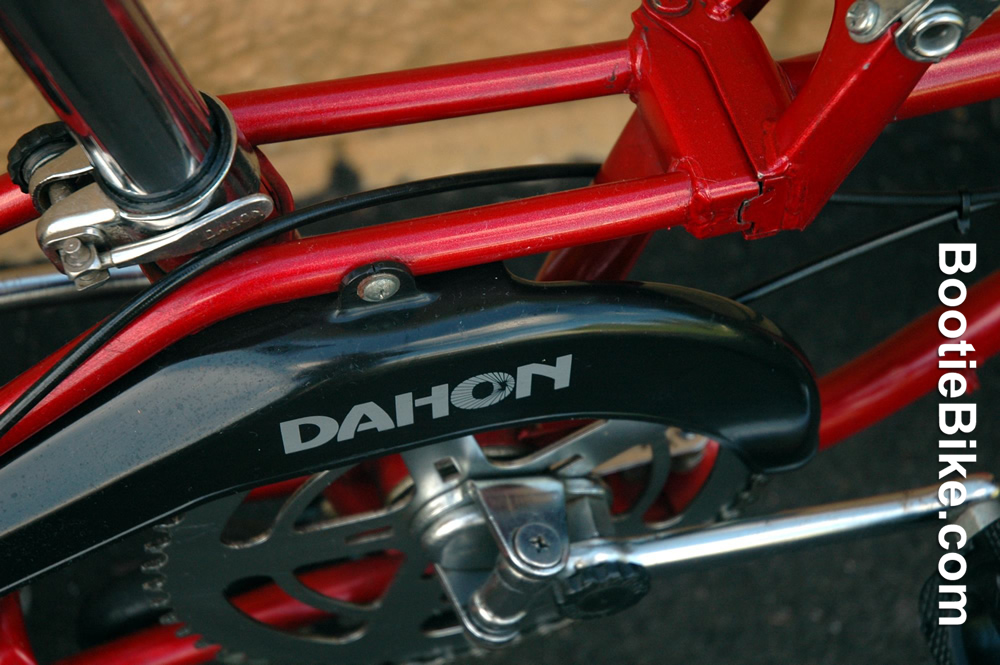 Dahon Classic Iii 1988 Folding Bicycle Bootiebike