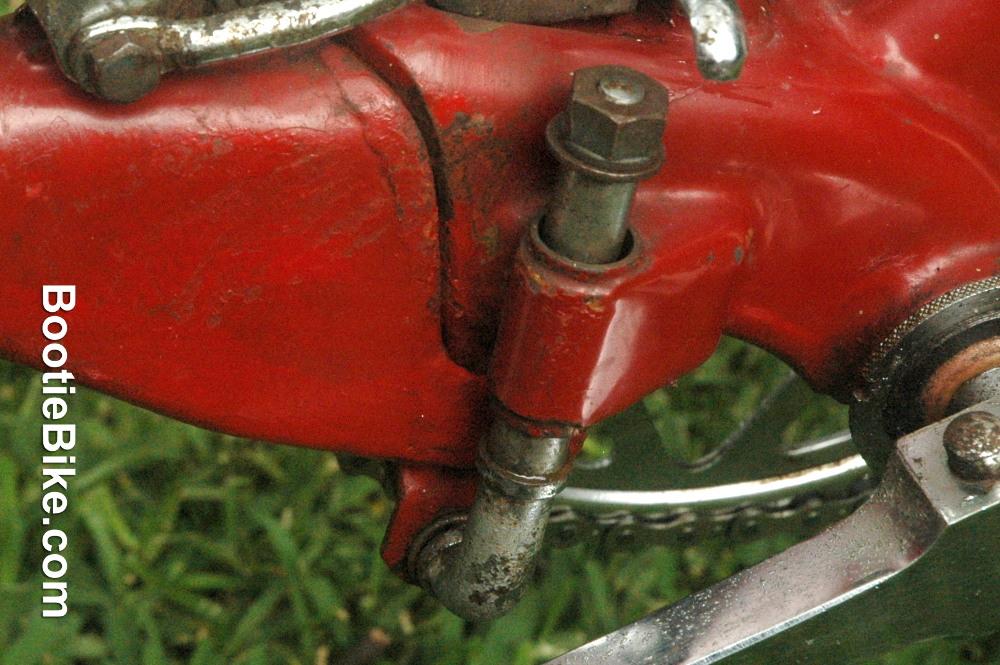 1950s – 70s Katakura Silk Porta Cycle