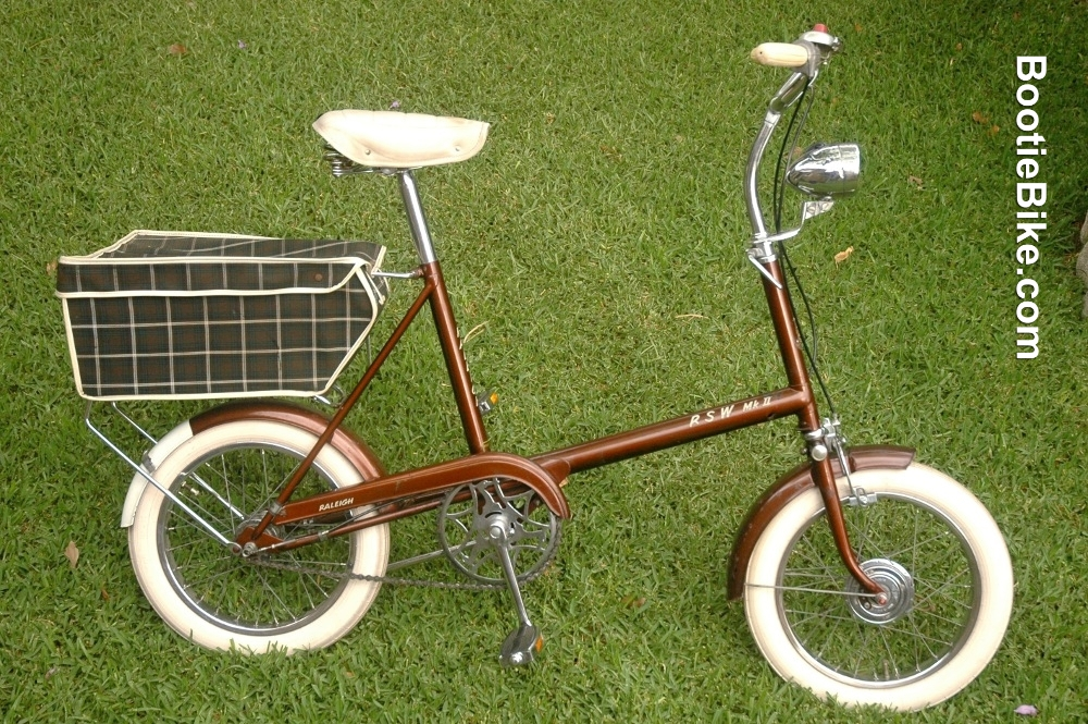 Raleigh Rsw Mkii
